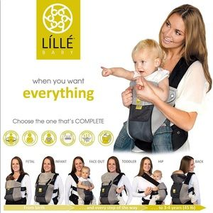 Lille Baby Airflow Carrier